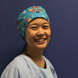 Dr Chan specialist paediatric anaesthetist
